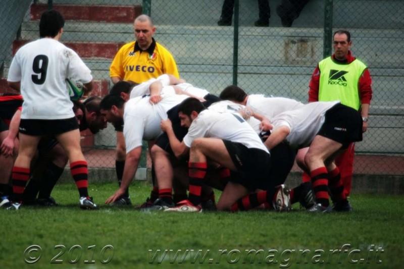 Seconda vittoria in campionato per il Romagna RFC