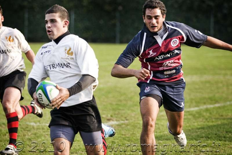 I galletti strappano una vittoria in trasferta al CUS Roma Rugby