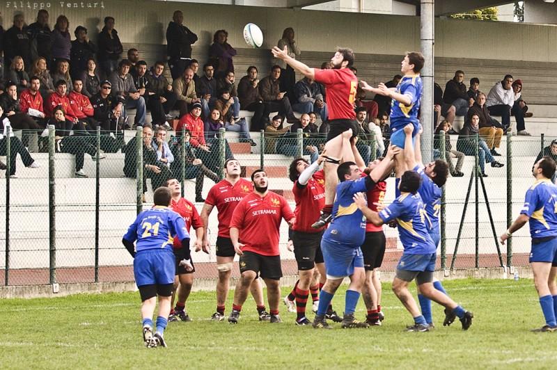 Il Romagna RFC continua la sua marcia inarrestabile