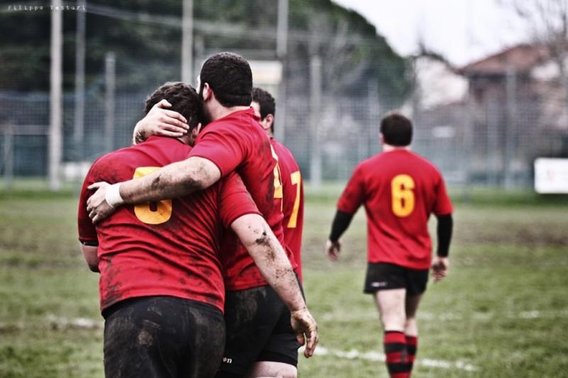 Il Romagna RFC fa otto su otto con il Tirreno