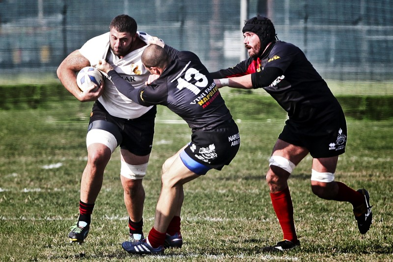 Romagna RFC-Rugby Club Valpolicella: la photogallery