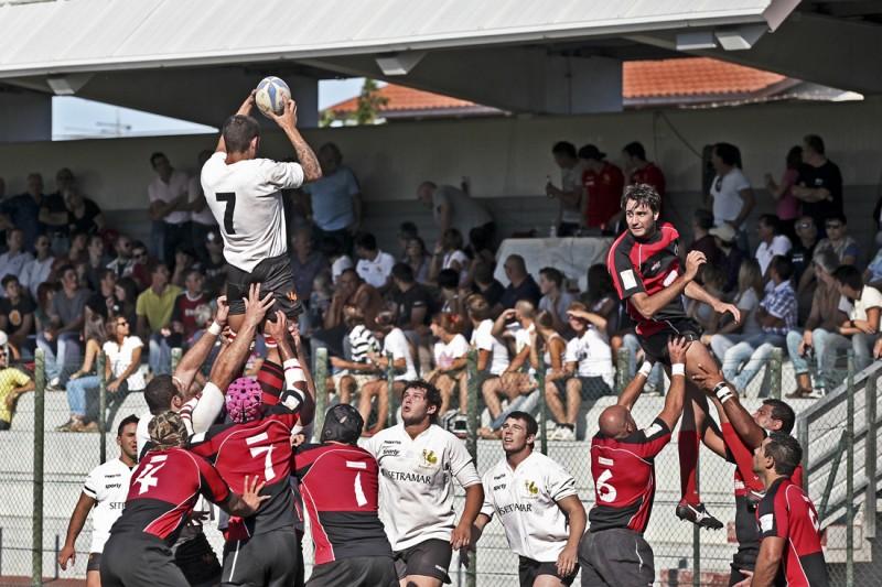 Romagna RFC-Amatori Rugby Catania: la photogallery