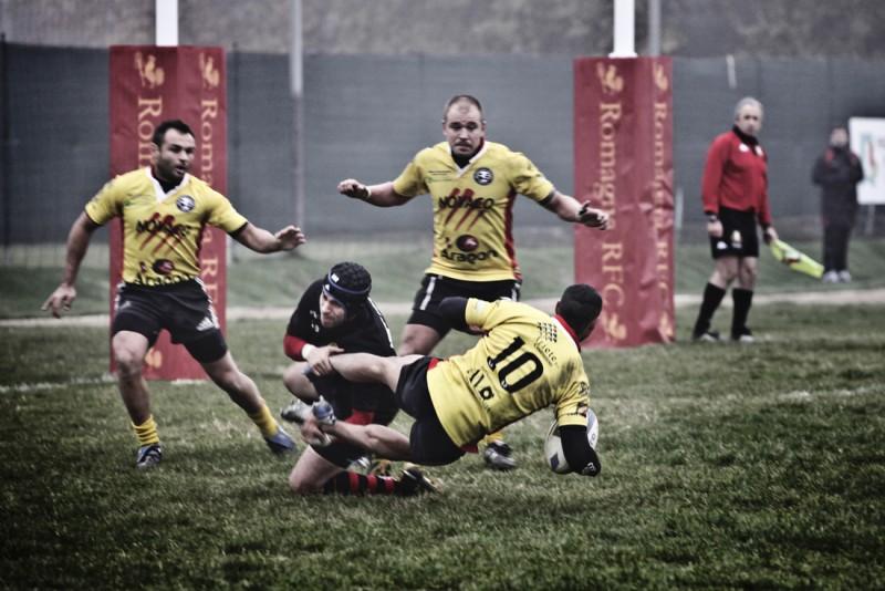 Romagna RFC-Amatori Rugby Alghero: la photogallery
