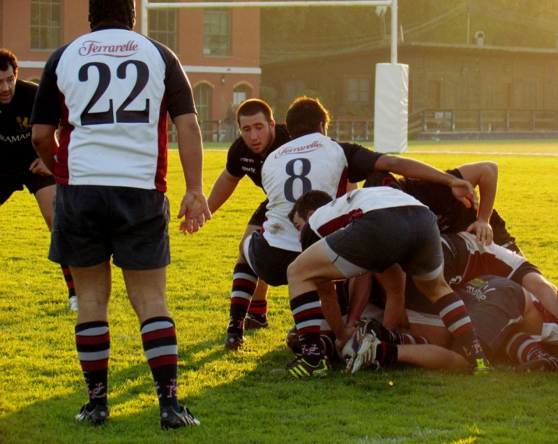 Unione Rugby Capitolina-Romagna RFC: la photogallery