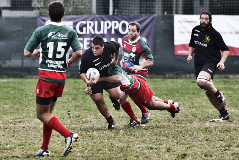 Romagna RFC-Rubano Rugby: la photogallery