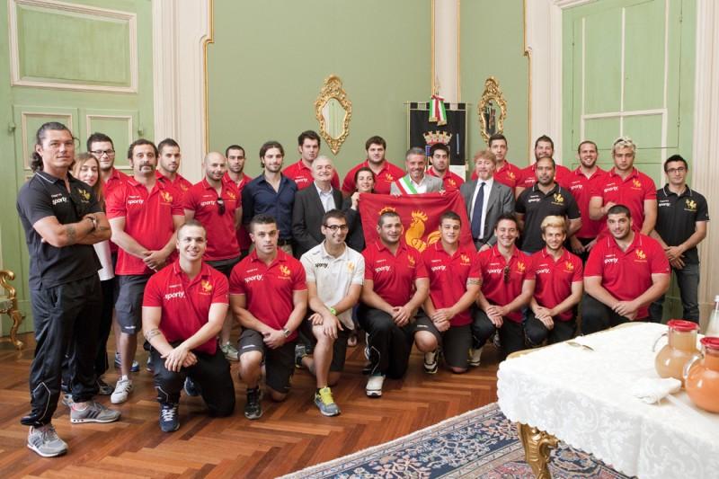 Per Lucchi il Romagna RFC motivo di orgoglio per Cesena ed il territorio