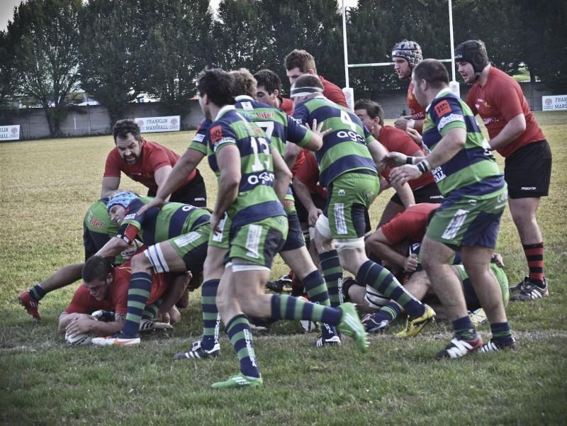 CUS Verona Rugby-Romagna RFC: la photogallery