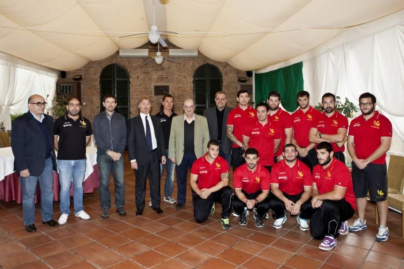 La Franchigia Romagna Rugby si presenta a Ravenna