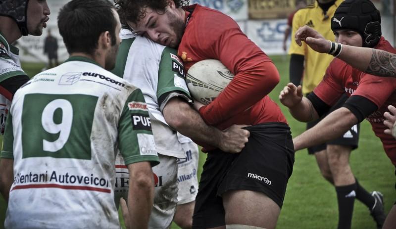 Modena Rugby Club-Romagna RFC: la photogallery
