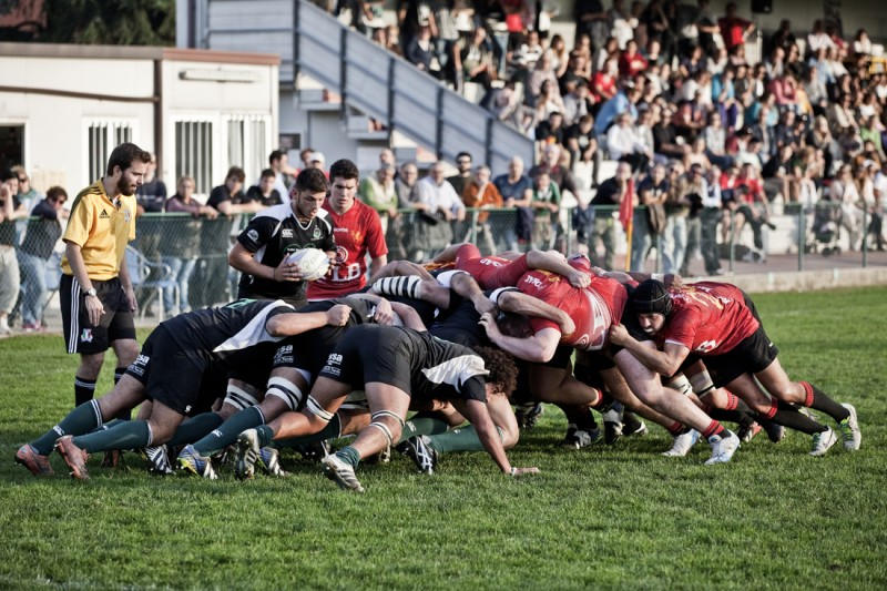 Romagna RFC-L'Aquila Rugby: la photogallery
