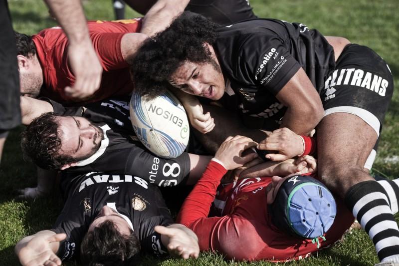 Romagna RFC-Rugby Lyons: la photogallery