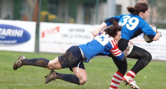 Un'ottima stagione per il Rugby femminile romagnolo