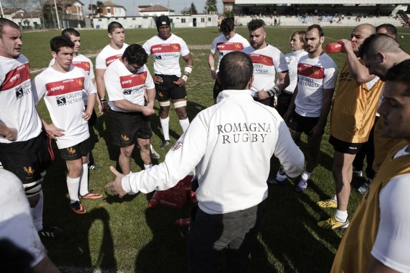 Romagna RFC-Rugby Colorno: la photogallery