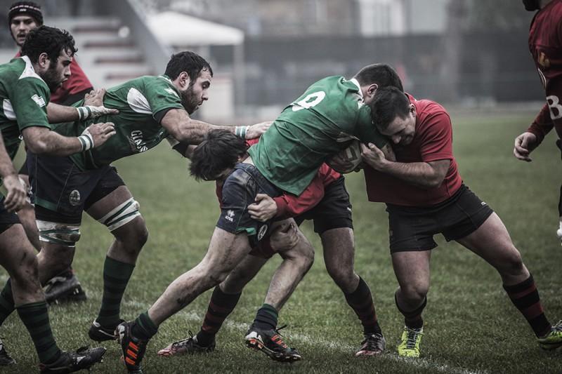Romagna RFC-Modena Rugby: la photogallery