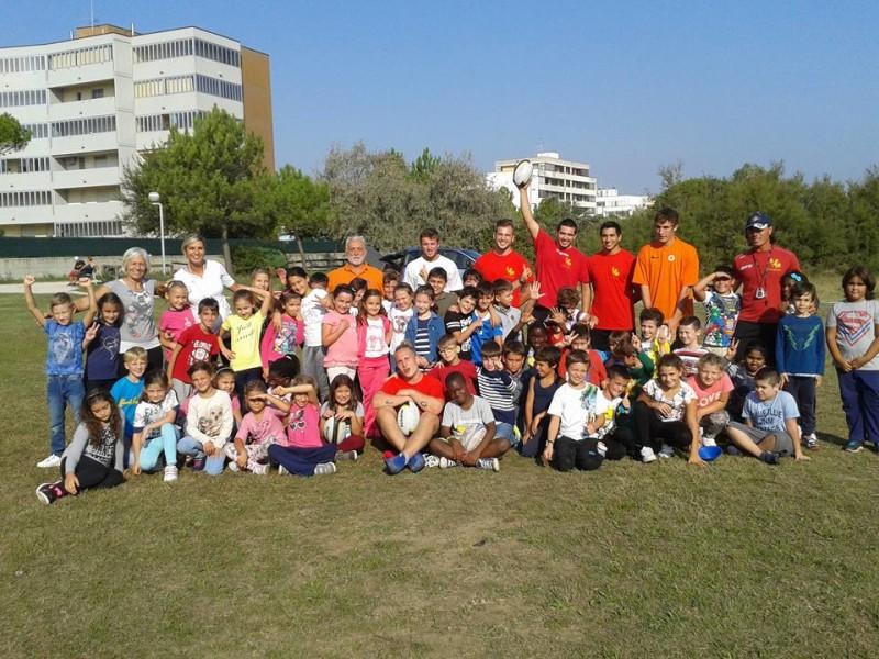 """""""Un passo per lo sport"""": iniziativa con la scuola primaria di Lido Adriano"""