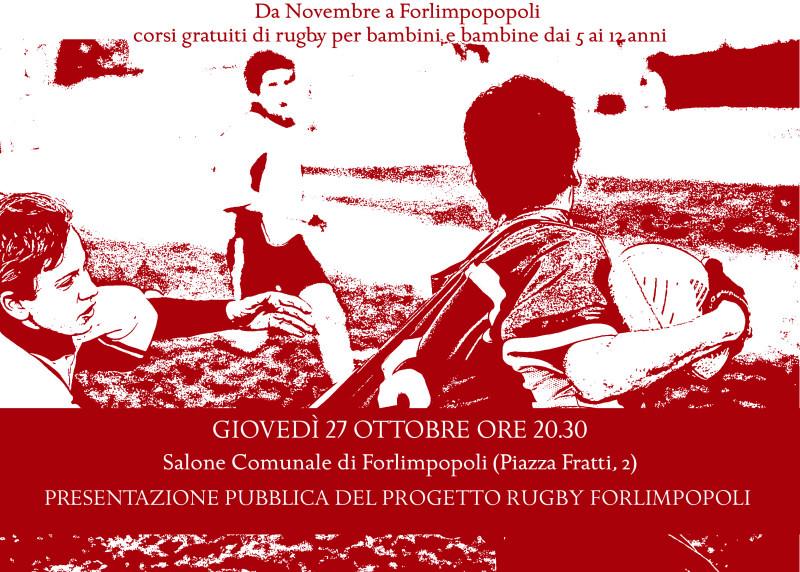 Al via un nuovo progetto a Forlimpopoli: giovedì la presentazione
