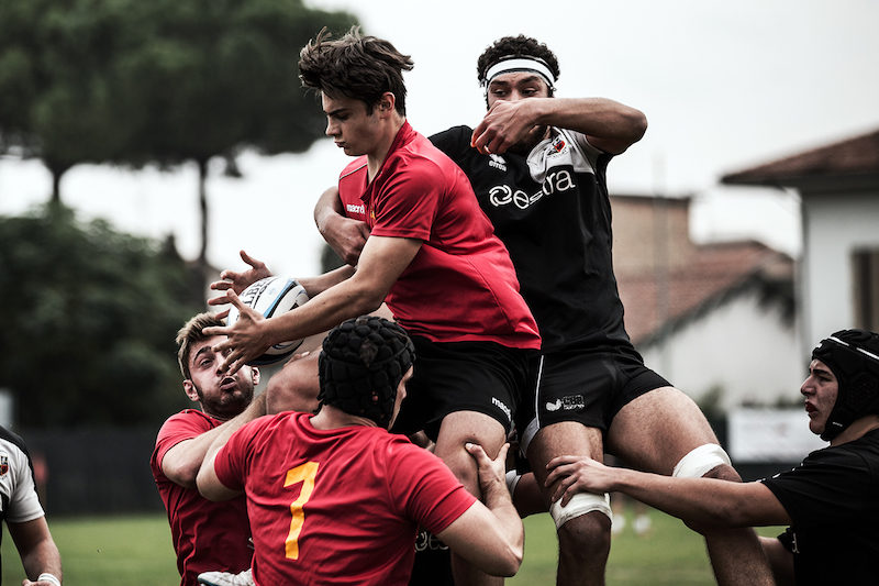 Under 18 Romagna RFC – Cavalieri Prato Sesto: la photogallery