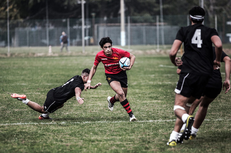 Ultima prova della stagione per il Romagna Under 18 con i Cavalieri Prato Sesto