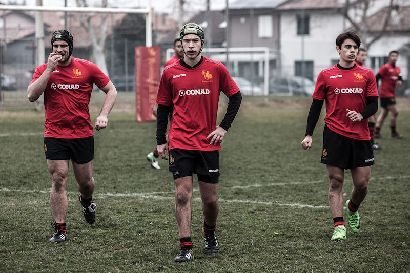 Romagna Under 18 alla prova de I Medicei
