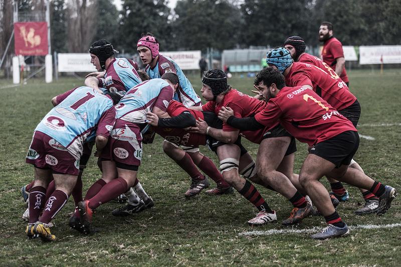Allo Stadio del Rugby Romagna-Arieti Rieti. I convocati