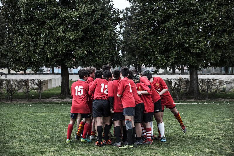 Domenica a Imola prima uscita per la Selezione Romagna Under 14 nel torneo organizzato dal CRER