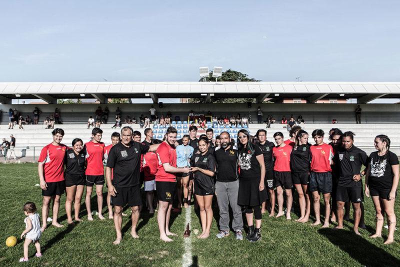 Primo trofeo Palla Maori: un gemellaggio Romagna-Nuova Zelanda ricco di emozioni
