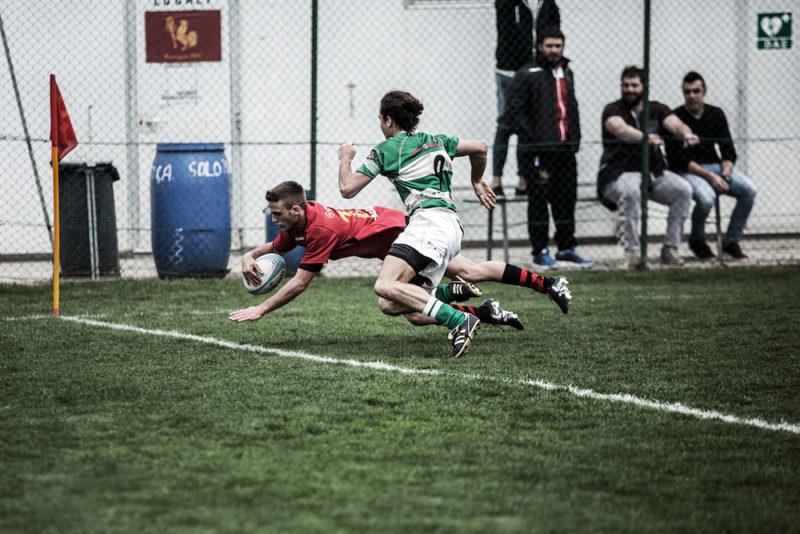 Allo Stadio del Rugby di Cesena il Romagna ritrova la vittoria: 23-5 sul Livorno