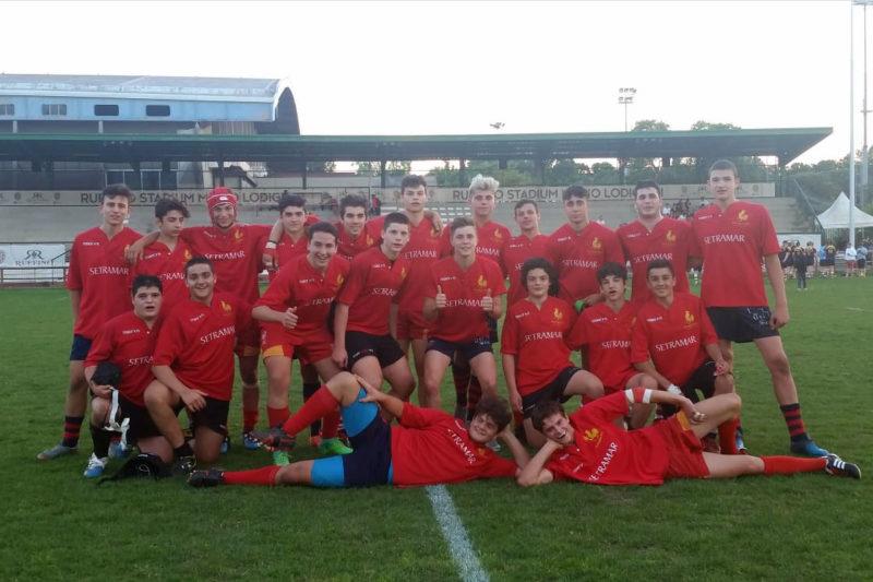 La Selezione Romagna Under 16 vince il 1° Trofeo Marzocco