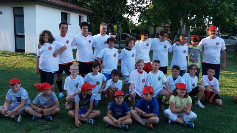 Forlimpopoli Rugby, la festa di fine stagione