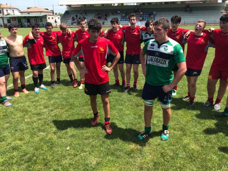 La Selezione Romagna U18 conclude la stagione con un'ottima prova con il Modena