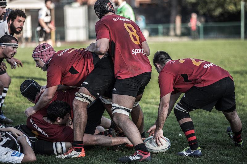 Ultima prova del 2018 in casa con il Rugby Parma 1931