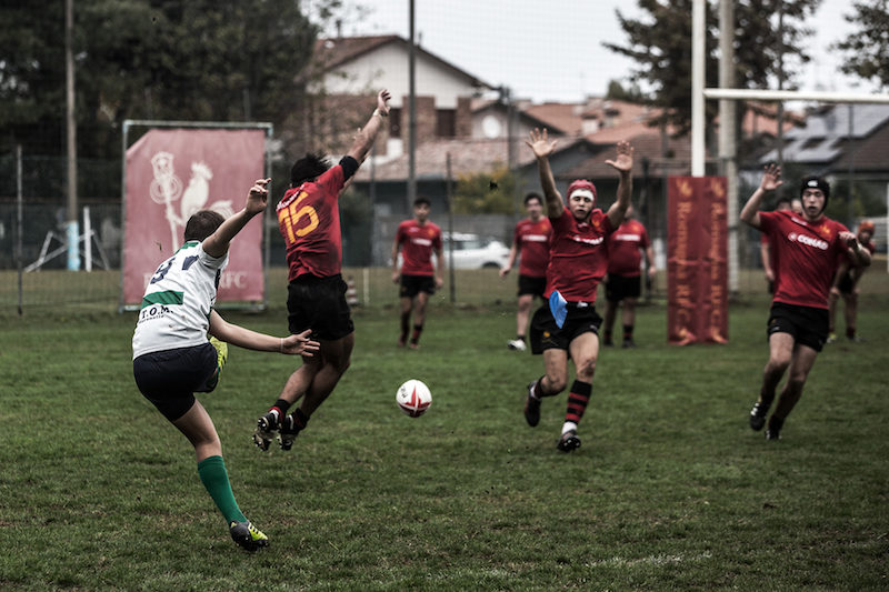 Impegno casalingo con il Rugby Parma per il Romagna Under 18