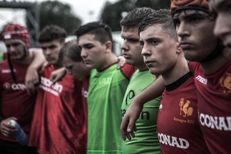 Il Romagna U18 torna sul campo di casa per il match con il Perugia