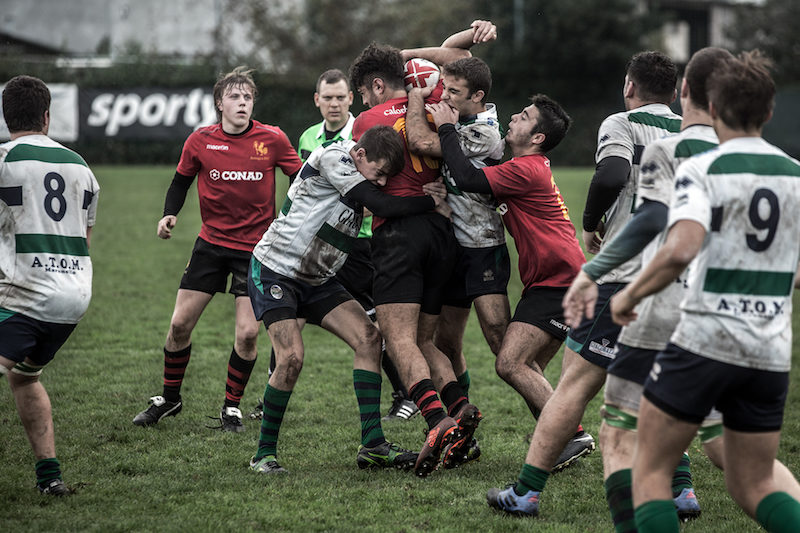 Under 18 Romagna RFC – Modena Rugby: la photogallery
