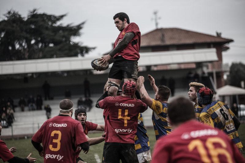 I galletti superano la prova del 9: 24-11 sul Rugby Parma