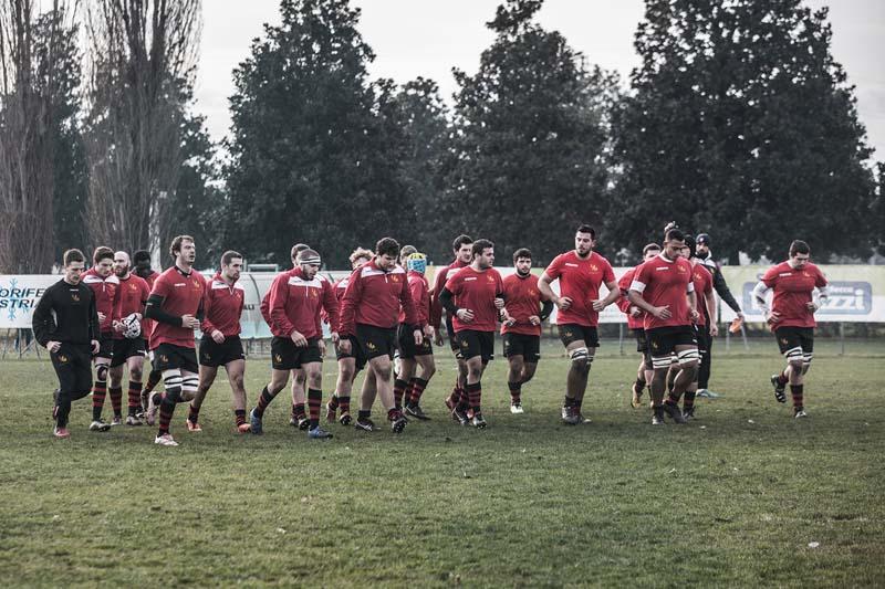 Allo Stadio del Rugby di Cesena lo scontro al vertice con il Florentia