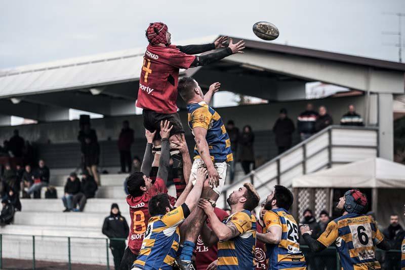 Romagna RFC – Rugby Parma 1931: la photogallery