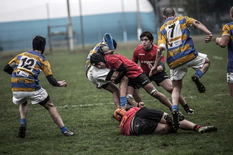 Under 18 Romagna RFC – Rugby Parma 1931: la photogallery