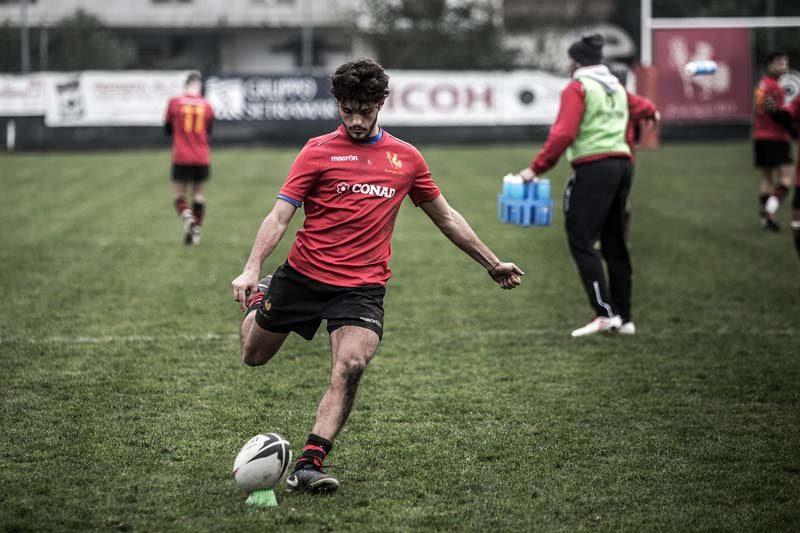 Allo Stadio del Rugby di Cesena il Romagna RFC Under 18 incontra il Livorno