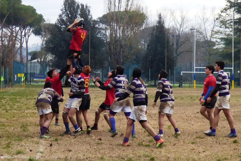 Il Romagna Under 18 torna alla vittoria: 32-28 sul Florentia