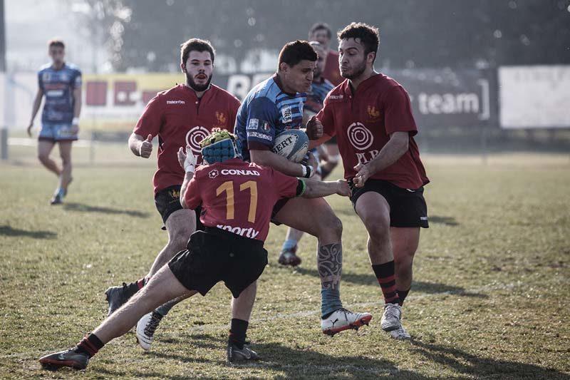 Romagna RFC – Arieti Rugby Rieti: la photogallery