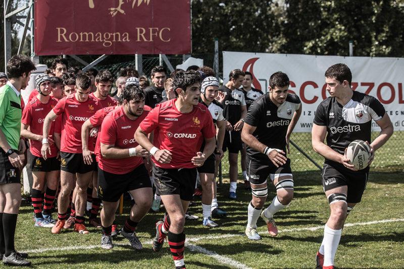 Ultima di campionato senza punti per il Romagna Under 18, fermato sul 39-14 dal Prato