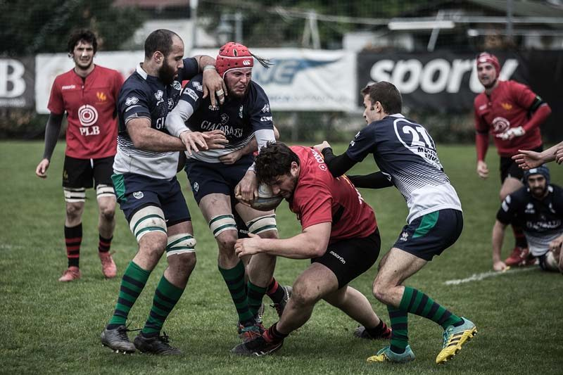 Romagna RFC – Modena Rugby 1965: la photogallery