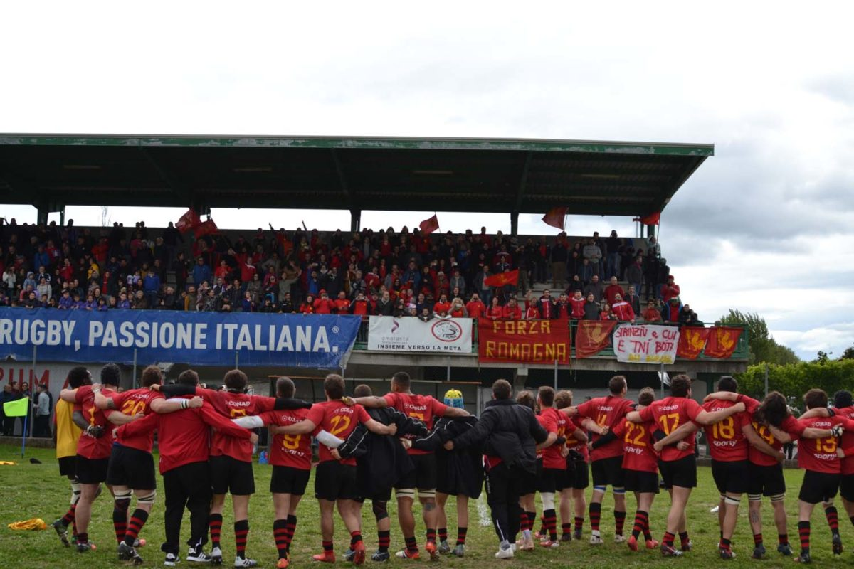 Rugby Florentia-Romagna RFC: la photogallery