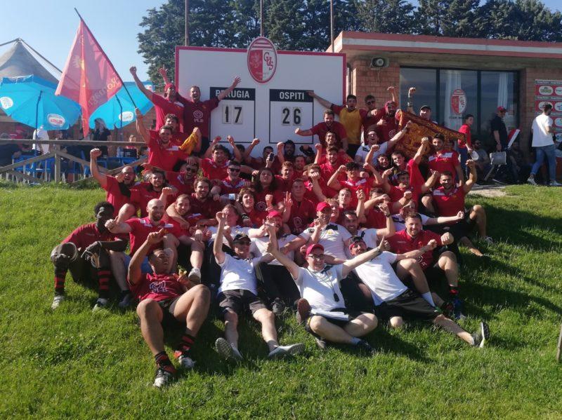 Il Romagna RFC batte il Civitavecchia e conquista la Serie A