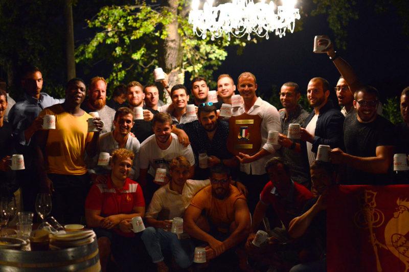 Festa di inizio stagione: il Romagna RFC si presenta