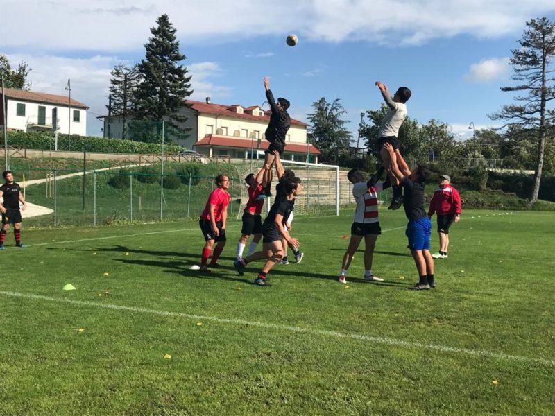 Primo test per il Romagna Under 18