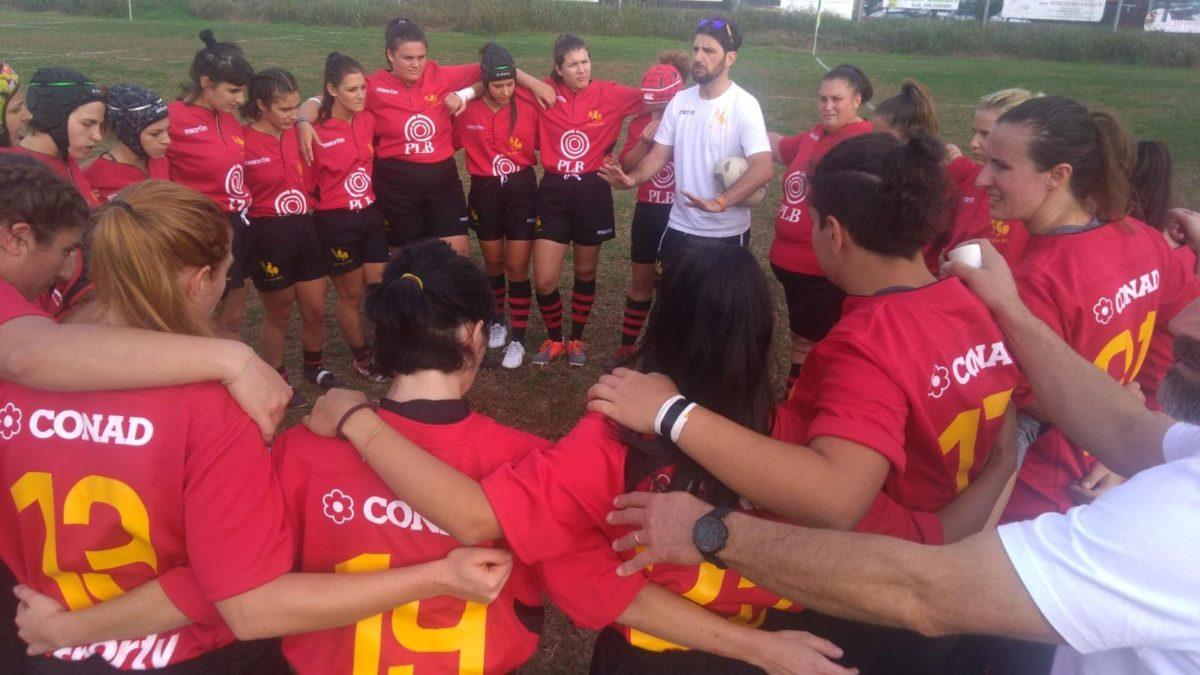 Per le ragazze del Romagna una severa sconfitta dalla prova con il Rugby Riviera