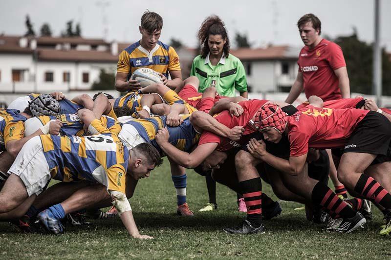 A Parma sconfitta per il Romagna Under 18, fermato sul 24-10
