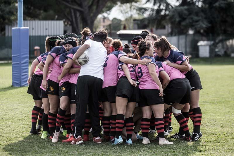 Romagna Femminile ancora a secco: il Verona si impone 45-0